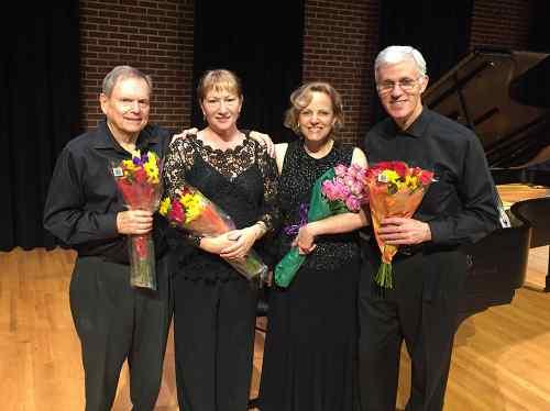 NCCMI faculty ensemble Aurora Musicalis