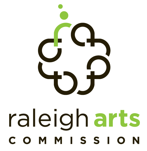 Raleigh Arts Commission logo